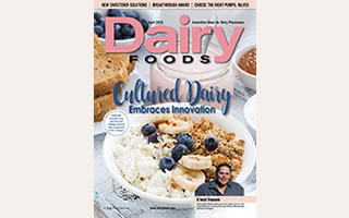 Silgan Closures ELC Gable Top Technology Featured in Dairy Foods Magazine