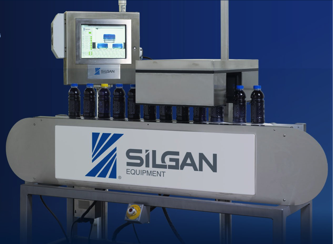 Silgan Vision Upgrades its Popular 51R56 Vision Inspection System