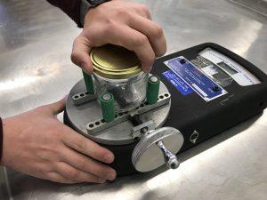Silgan closures - removal torque