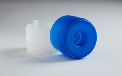 Silgan's new KS2 Closure for HOD Water Bottles