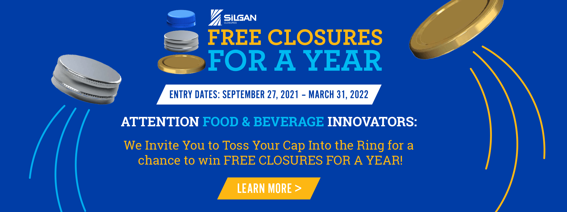 Free Closures for a Year 2021-22